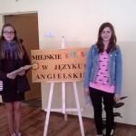 Miejski Konkurs Karaoke w Języku Angielskim