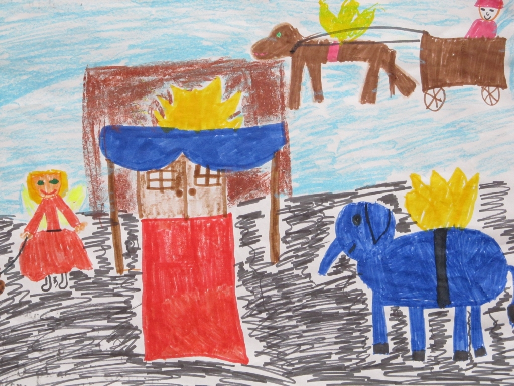 Sp15 Ilustracja Do Wybranego Wiersza Czy Opowiadania