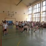 Turniej sportowy klas pierwszych