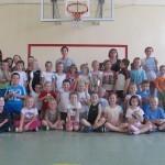Zajęcia sportowe dla przedszkolaków