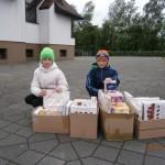 Słodki dar dzieci I komunijnych
