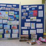 Wystawka prac uczniowskich